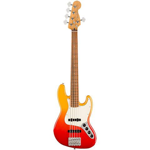 Fender Player Plus Jazzbass V MN TQS « Bajo eléctrico zurdos