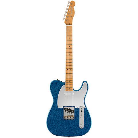 Fender J Mascis Telecaster SPK BLU « E-Gitarre