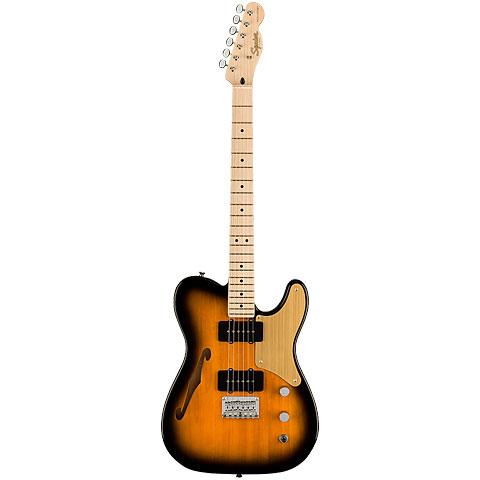 Squier Paranormal Cabronita Telecaster Thinline GPG 2TS « E-Gitarre