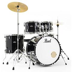 """Pearl Roadshow 22"""" Jet Black with Solar Cymbals « Schlagzeug"""
