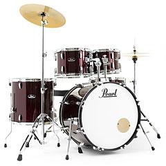 "Pearl Roadshow 22"" Red Wine with Solar Cymbals « Schlagzeug"