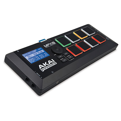 DJ-Sampler Akai MPX8