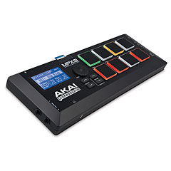 Akai MPX8 « DJ Sampler