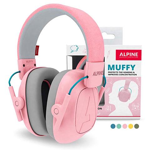 Gehörschutz Alpine Muffy Pink