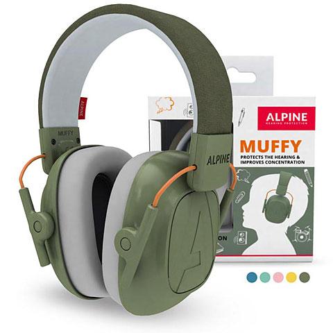 Gehörschutz Alpine Muffy Green