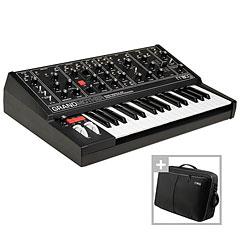 Moog Grandmother Dark & SR Series Case « Synthesizer