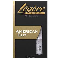 Légère American Cut Alto Sax 3.5 « Blätter