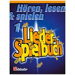 De Haske Hören, lesen & spielen 1 - Liederspielbuch für Klarinette « Libro de partituras