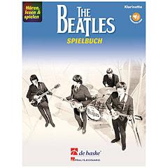 De Haske Hören, lesen & spielen - The Beatles Spielbuch für Klarinette « Libro de partituras