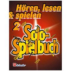 De Haske Hören, lesen & spielen 2 - Solospielbuch für Kla « Libro de partituras