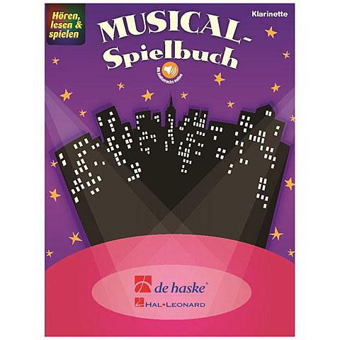 Notenbuch De Haske Hören, lesen & spielen - Musical Spielbuch für Klarinette