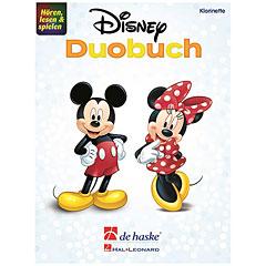 De Haske Hören, lesen & spielen - Disney Duobuch für Klarinette « Music Notes