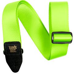 Ernie Ball EB5320 Premium Neon Green « Correas guitarra/bajo