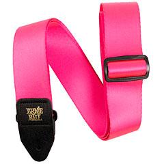 Ernie Ball EB5321 Premium Neon Pink « Correas guitarra/bajo