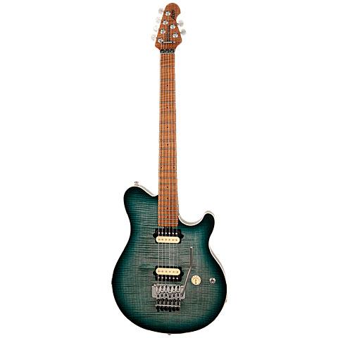 Music Man Axis HH Yucatan Blue « Elektrische Gitaar