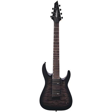 Jackson JS22-7 DKA QM Trans Black Burst « E-Gitarre