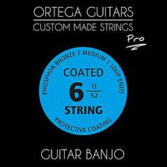 Ortega Banjo GBJP-6 « Cordes pour instrument à corde