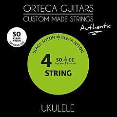 Ortega Authentic UKA-SO « Cordes pour instrument à corde