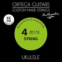 Ortega Authentic UKABK-CC « Cordes pour instrument à corde