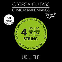 Ortega Select UKS-SO « Saiten Zupfinstrument