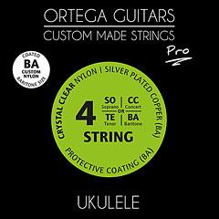 Ortega Pro UKP-TE « Cordes pour instrument à corde