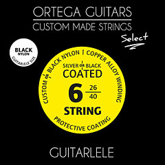 Ortega Select GTLSBK « Saiten Zupfinstrument