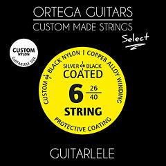 Ortega Select GTLS « Saiten Zupfinstrument