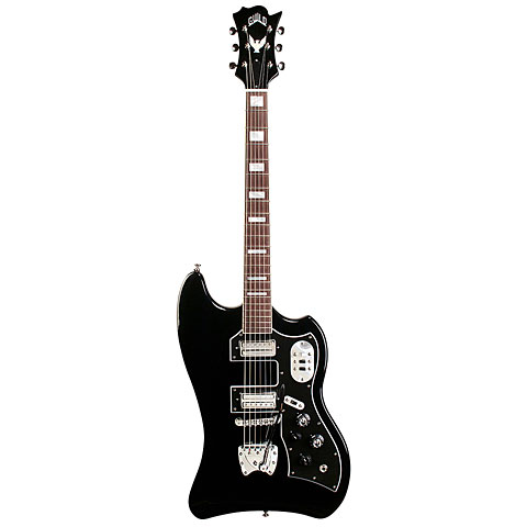 Guild S-200 T-Bird BLK « E-Gitarre
