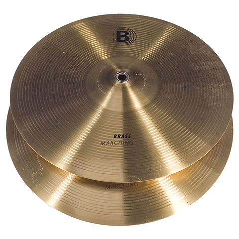 """Marschbecken Bounce 14"""" Marching Cymbals"""