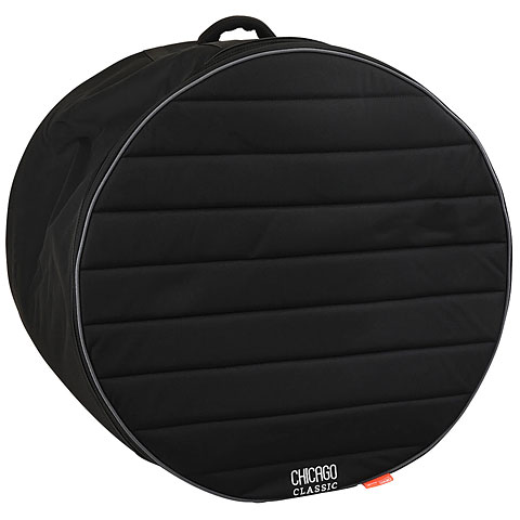 """Drumbag Chicago Classic Premium 24"""" x 18"""" Bassdrum Bag"""