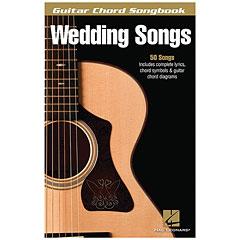 Hal Leonard Guitar Chord Songbook - Wedding Songs