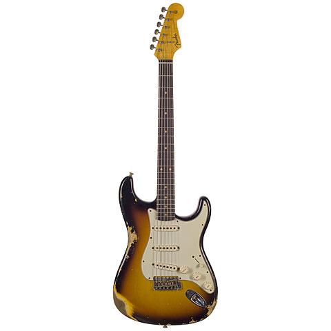 Fender Custom Shop 1960 Stratocaster Heavy Relic « E-Gitarre
