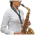 Tragegurt Blasinstr. BG S10GMSH Saxophone Strap Swarovski