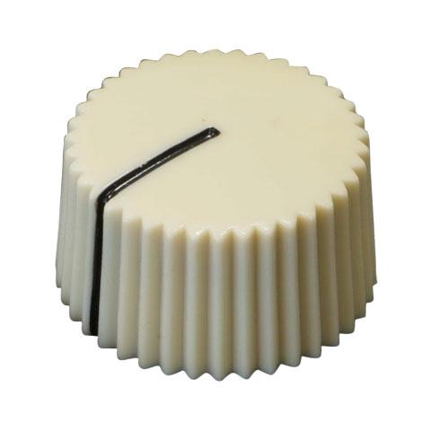 Ersatzteil Verstärkung T.A.D. Fender Style Barrel Knob Cream White