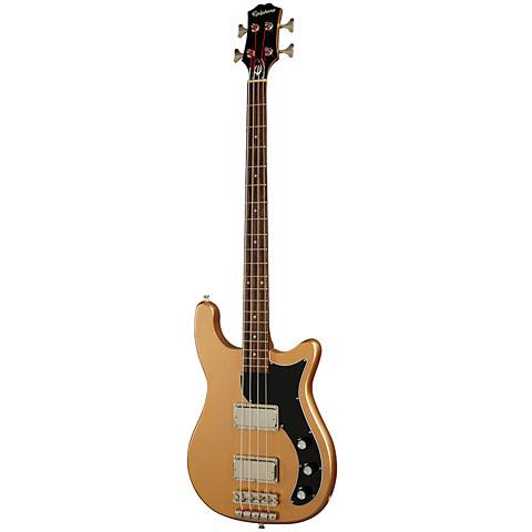 Epiphone Embassy Bass Smoked Almond Metallic « E-Bass