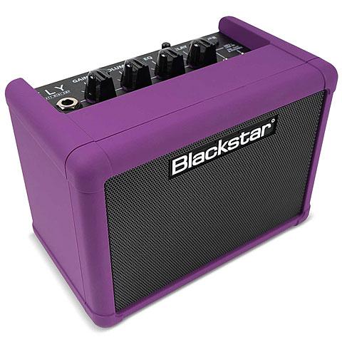 Mini Amp Blackstar Fly 3 Purple Limited Edition