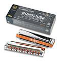 Chromatische-harmonica C.A. Seydel Söhne Nonslider Chromatic De Luxe Steel C