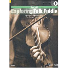 Schott Exploring Folk Fiddle « Instructional Book