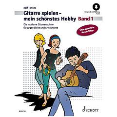 Schott Gitarrespielen - mein schönstes Hobby Bd.1 (Onlin) « Lehrbuch