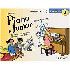 Schott Piano Junior Bd.1 « Leerboek