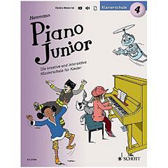 Schott Piano Junior Bd.4 « Leerboek