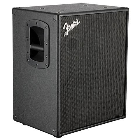 Box E-Bass Fender Rumble 210 (V3) Black/Black Front