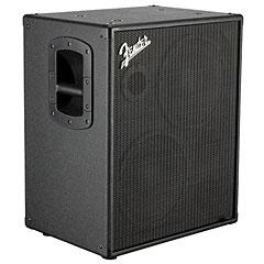 Fender Rumble 210 (V3) Black/Black Front