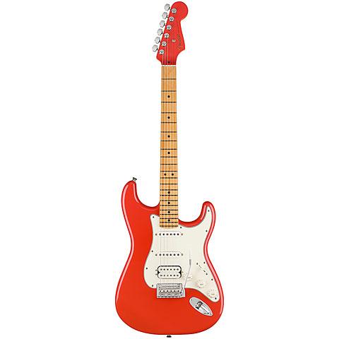 Fender Player Stratocaster HSS MN FRD ltd. Edition « Elektrische Gitaar