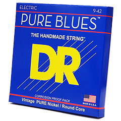 DR Strings Pure Blues PHR-9 Lite .009-042 « Saiten E-Gitarre