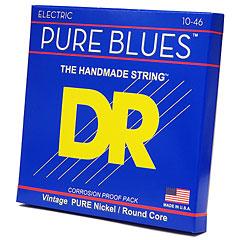 DR Strings Pure Blues PHR-10 Medium .010-046 « Saiten E-Gitarre