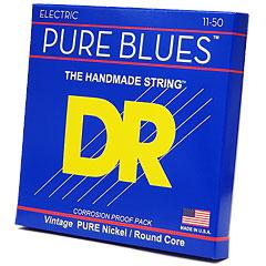 DR Strings Pure Blues PHR-11 Heavy « Saiten E-Gitarre