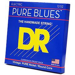 DR Strings Pure Blues PHR-12 Extra Heavy .012-052 « Saiten E-Gitarre