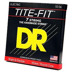 DR Strings Tite-Fit MT7-10 7-String Medium .010-056 « Saiten E-Gitarre
