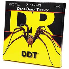 DR Strings Drop-Down Tuning 7 String DDT7-11 Extra Heavy « Saiten E-Gitarre